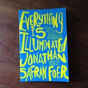 """""""Everything Is Illuminated"""""""